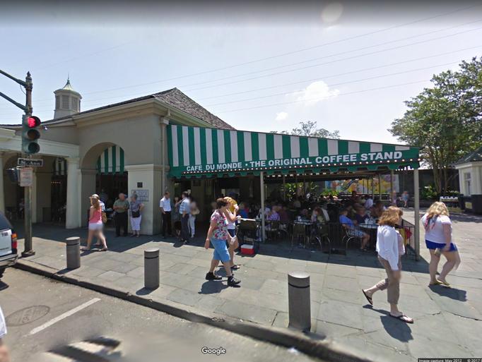 New Orleans Cafe Delaware