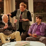 Carl Reiner drops in on the 'Two and a Half Men' gang this week.