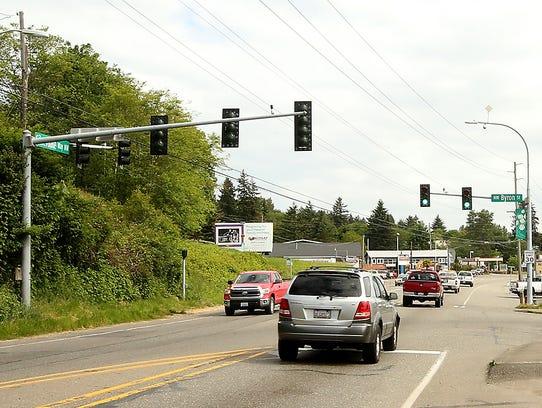 Silverdale Way widening: Work on $7.8 million project