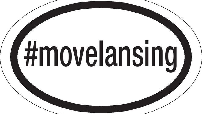 Share what gets you moving with #movelansing
