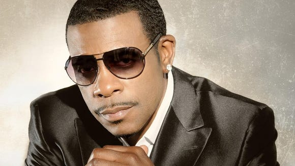 R&B performer Keith Sweat comes Friday, Aug 26, to