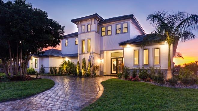 Clive Daniel Home will provide total interior design for Aubuchon Homes waterfront home.
