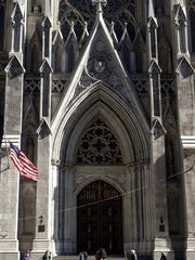 The Archdiocese of New York said anyone who filed a