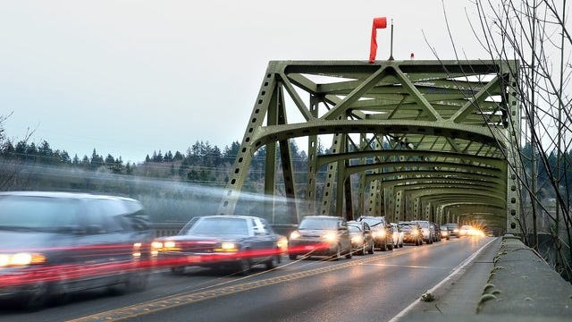 A study of the Agate Pass Bridge is underway as local jurisdictions look at how to spend $36.8 million in state funding on Highway 305 improvements.
