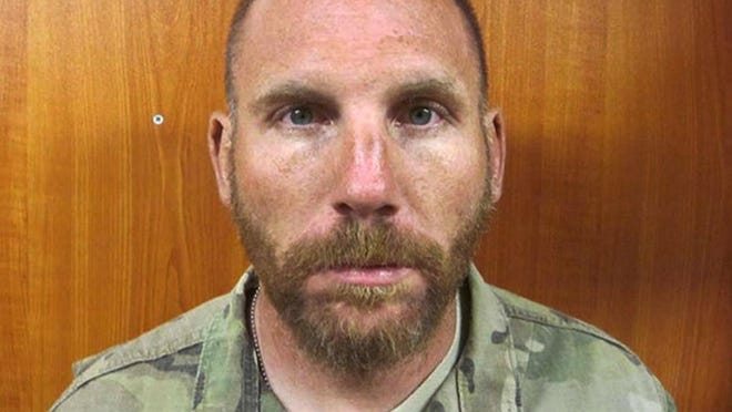 """Then-Staff Sgt. Robert Bales demonstrated """"erratic behavior"""" in a time period before he massacred 16 Afghan villagers in March 2012, a new Army report states."""