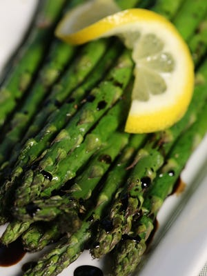 Add a nutrient-rich dish to your meals with Simple Roasted Asparagus with Balsamic Glaze.