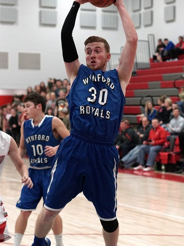 January 5th 2015BASKETBALL:  Wynford at Shelby
