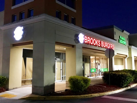 The third location of Brooks Burgers will open soon