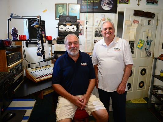 Local doo wop radio station takes listeners back to the 50s