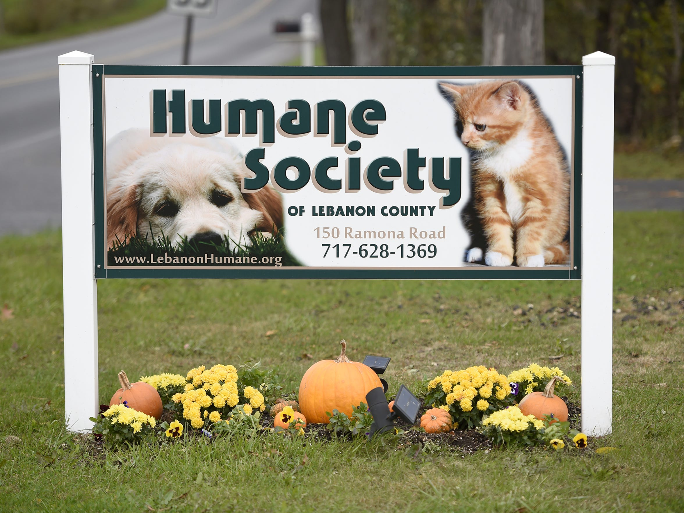 Humane Society of Lebanon County