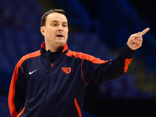 While at Dayton, Archie Miller led the Flyers to the