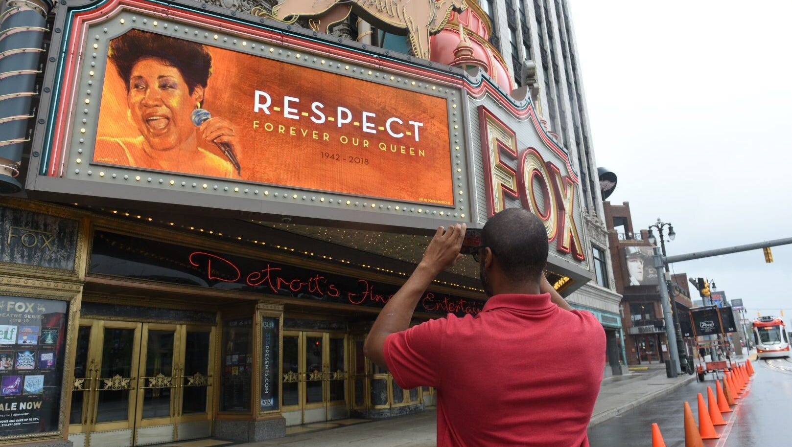 Editorial: For Aretha, nothing but R-E-S-P-E-C-T
