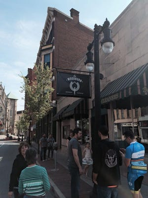 The Woodburn Brewery should open this fall in East Walnut Hills.