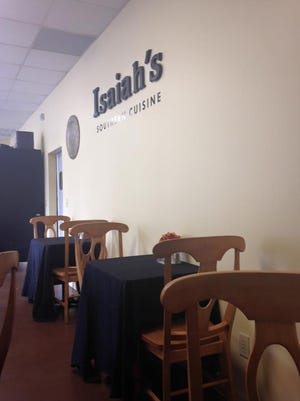 Isaiah's Southern Cuisine at Incredible Edibles opened Tuesday in Pike Road.