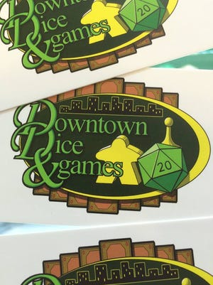 Downtown Dice & Games