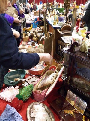 Find trinkets galore at the Salem Collectors & Flea Market on Saturday, Sept. 17, at the Salem Armory.