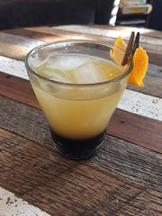 Cubre El Sol, an eclipse cocktail created by Nashville's