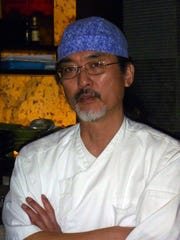 Chef Shinji Kurita of Shinbay. Credit: Shinbay