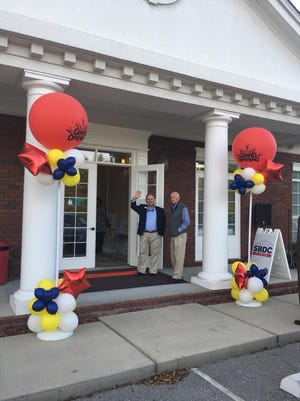 The Navarre Beach Area Chamber of Commerce recently opened a new office at 2053 Fountain Professional Court.