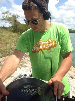 Doug Carnegie is one of many deejays and electronic musicians performing at this weekend's DropItCanYa 3 Music and Art Festival.
