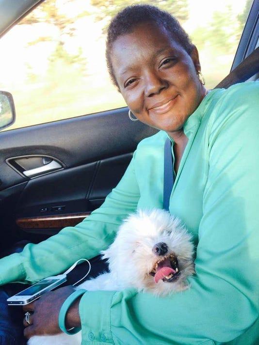 Cathy Peden with dog.jpg