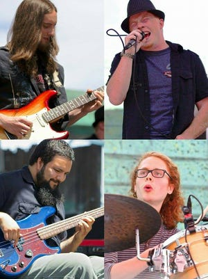 Still Water Vibes will play a free, 21-and-older show 8:30 p.m. Saturday, April 11, at Vagabond Brewing, 2195 Hyacinth St. NE