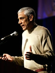 Vinod Khosla, seen here in a 2007 photo speaking about