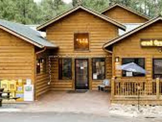 Sacred Grounds Coffee & Tea House on Sudderth Drive in Ruidoso is a venue for many musical and acting performances.