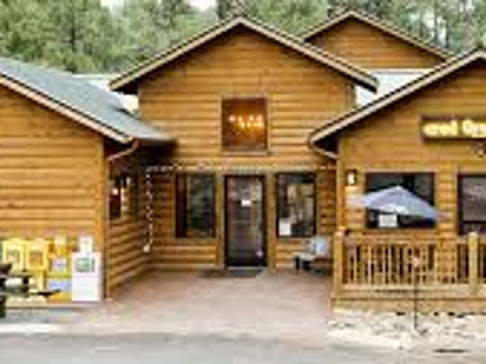 Sacred Grounds Coffee and Tea House in Ruidoso frequently features musical performers.