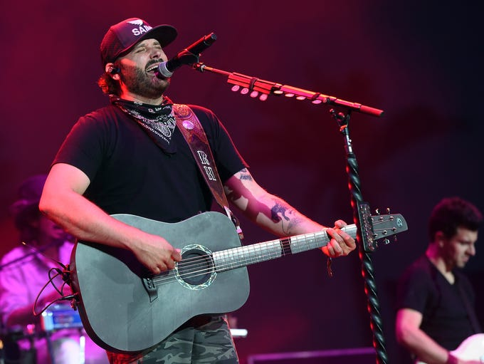 10/19: Randy Houser | Long before he scored his first