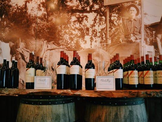 Charles Krug winery Napa