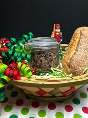 Olive tapenade is a healthy, simple and tasty gift.