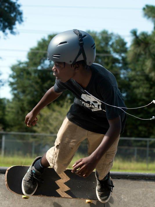 Milton Skate Park