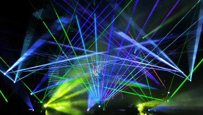 Laser Spectacular presents The Music of Pink Floyd 8 p.m. Friday, April 28, at the Historic Elsinore Theatre. Cost is $25 to $35.