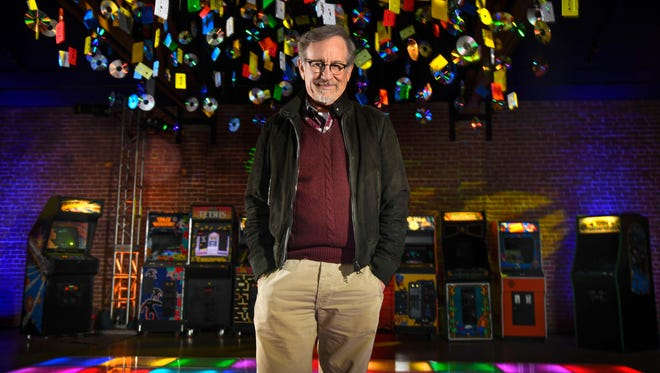 """Fresh off of releasing """"Ready Player One,"""" Warner Bros. has announced that Steven Spielberg will direct their DC film """"Blackhawk."""""""