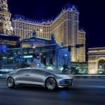 Dieter Zetsche, head of Mercedes-Benz, delivered a keynote Monday at the International Consumer Electronics Show in Las Vegas in which he unveiled a new autonomous concept dubbed the F 015