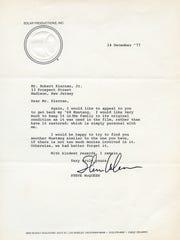 In 1977, Robert Kiernan got a call from Steve McQueen