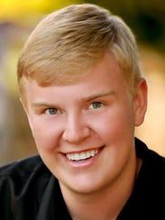 Collin Kilgore, Norwalk, Iowa Academic All State 2016