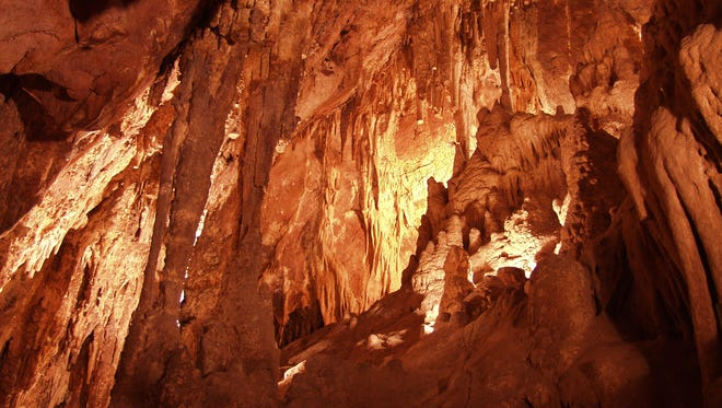 Colossal Cave has been shelter, shrine, hideout and longtime tourist attraction.