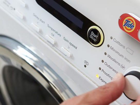 Amazon's Amazon Dash buttons allow a physical-touch,
