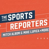 Download 'The Sports Reporters' podcast with Mitch Albom, Mike Lupica
