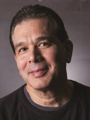 Author Mike DeLucia is an English teacher at Clarkstown