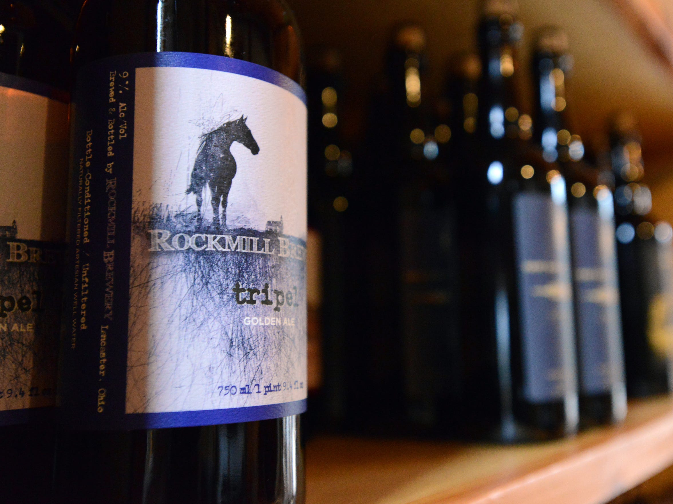 Rockmill Brewery started production in 2008 on a former