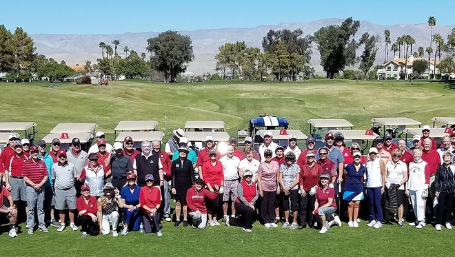 Participants in the Golf Classic enjoyed great weather while helping raise scholarship funds.