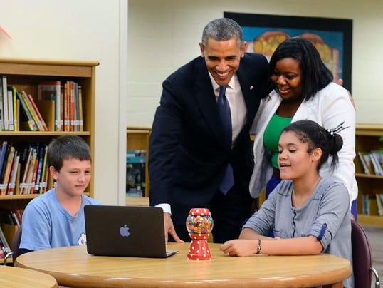 AP Obama