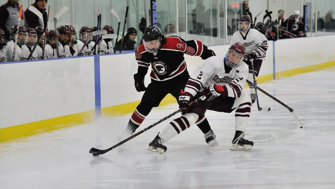 Bergen County finalists Glen Rock and Don Bosco are the last two North Jersey teams standing in the state hockey tournament.