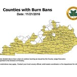 Progress made in controlling Ky. wildfires