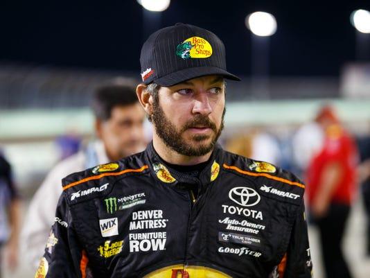 NASCAR: Ford EcoBoost 400-Qualifying