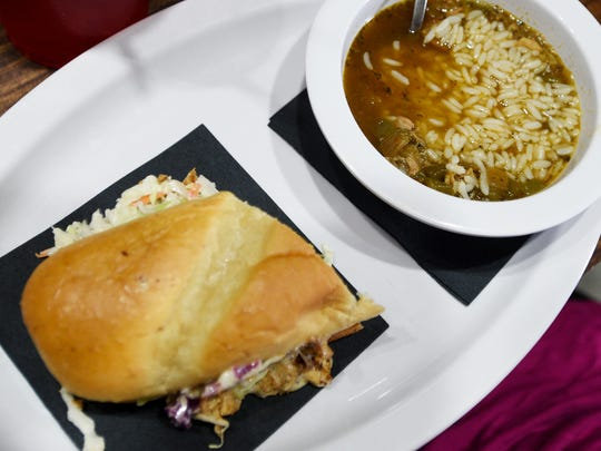 Beauxjax Crafthouse is a new restaurant that opened last week in the East Bank District.  It features poboys shrimp and grits, red beans and rice and other Cajun favorites. The restaurant started as a food truck.