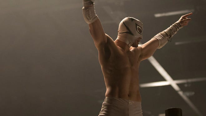 """""""The Masked Saint"""" is a pastor who uses his experience as a pro wrestler to better his community. Strange but true, the film's based on a real person."""